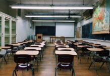Aula centro educativo.