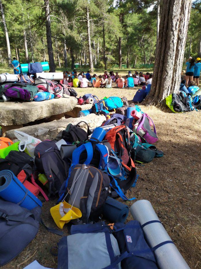Foto: Campamento Juan Pablo II