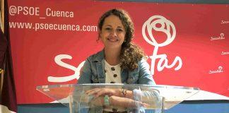 Gracia Canales, diputada del PSOE