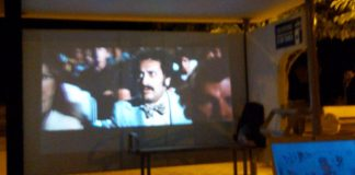 Cine en Monreal