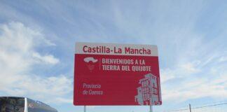 Cartel provincia de Cuenca