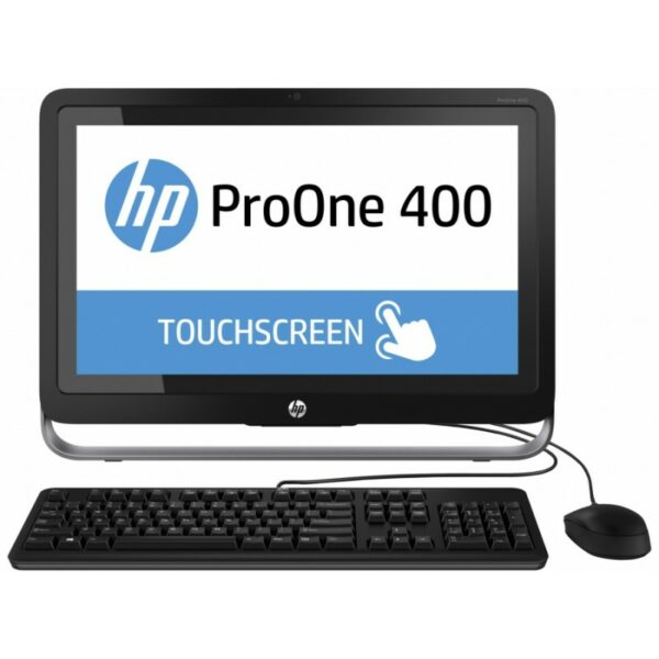 Vendo 2 ORDENADORES, AIO, modelo HP PROONE 400 GI AIO BUSSINESS PC