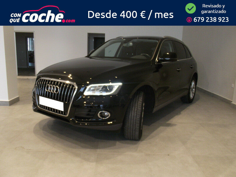 Audi Q5 2.0 TDI 190 Advanced Quattro Aut.