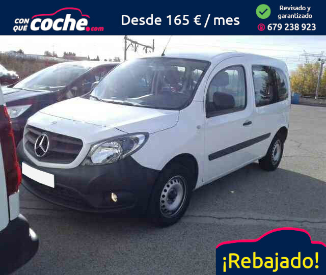 Mercedes Citan 109 CDI 90cv Tourer Base Largo BE