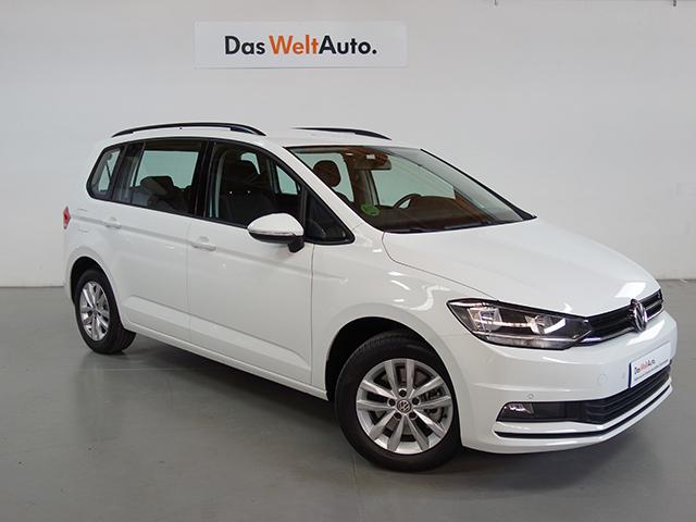 Volkswagen Touran seminuevo en Talleres Manchegos
