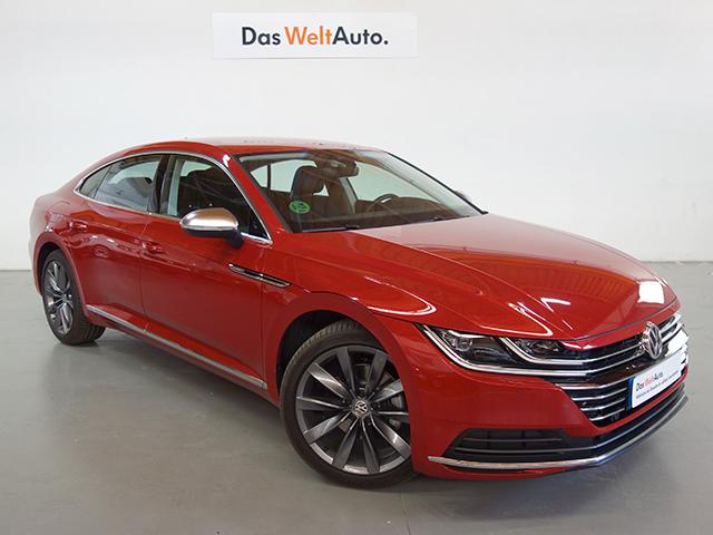 Volkswagen Arteon, una oportunidad única en Talleres Manchegos