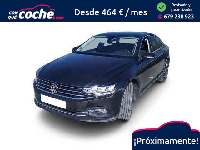 Volkswagen Passat 1.6 TDI 120 Exclusive Aut.