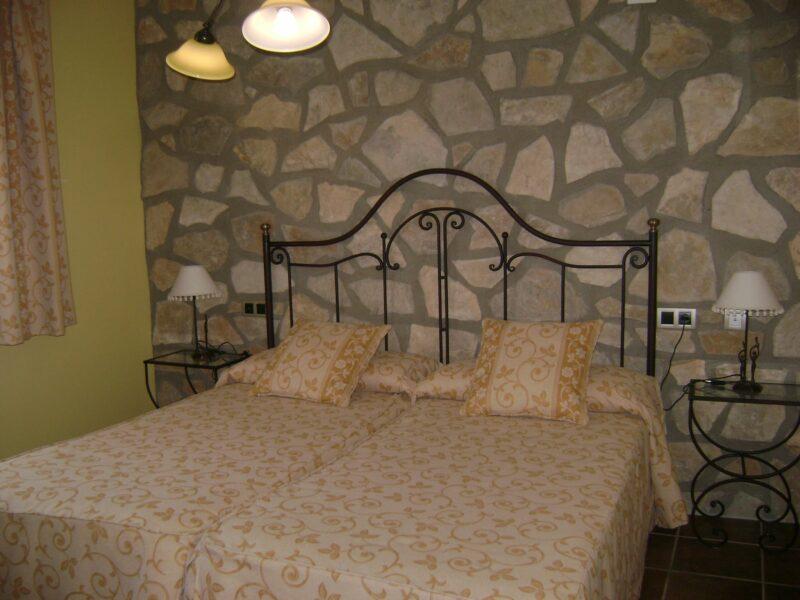 Apartamentos en Cañete